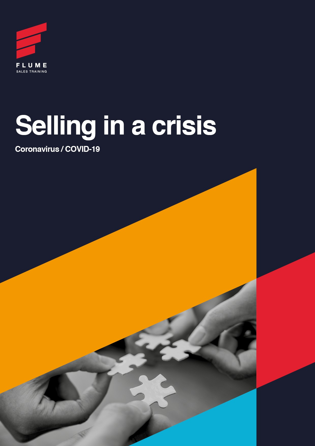 Selling in a crisis
