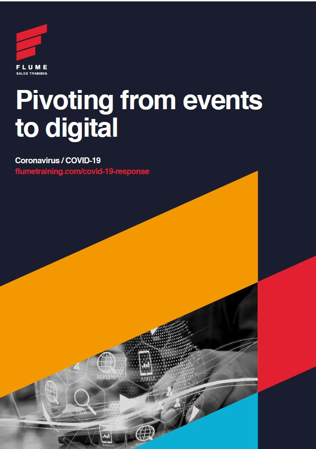 Pivoting from events to digital
