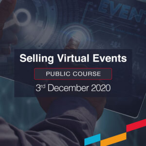 Selling Virtual events sales training course