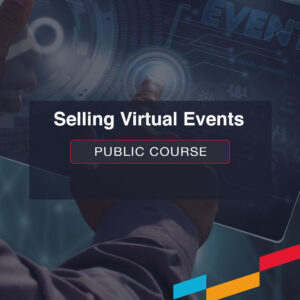 Selling Virtual Events course