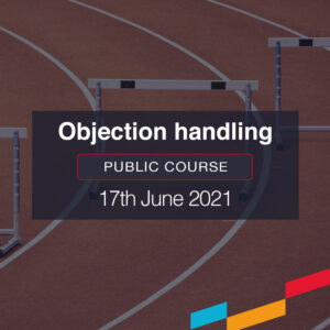 objection handling public course product